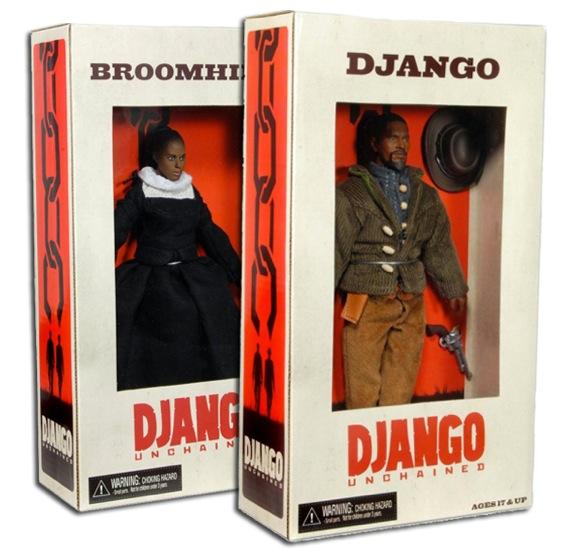 Poupées (dolls) Django unchained
