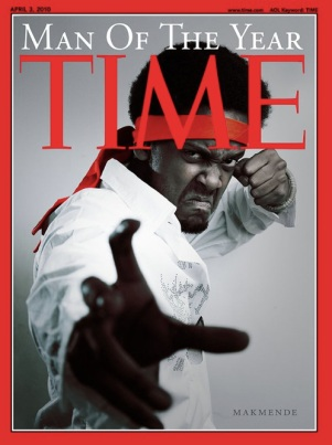 Mème homme noir : Makmende