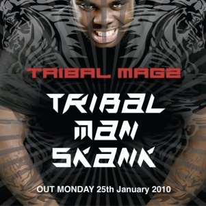 Tribal man magz