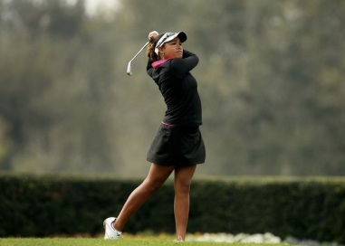 LA PLUS JEUNE PROFESSIONNELLE DU GOLF S'APPELLE GINGER HOWARD