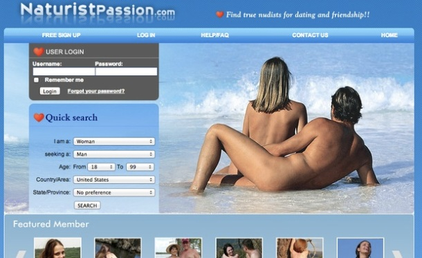 10 SITES DE RENCONTRE ASSEZ SURPRENANTS : naturistpassion.com
