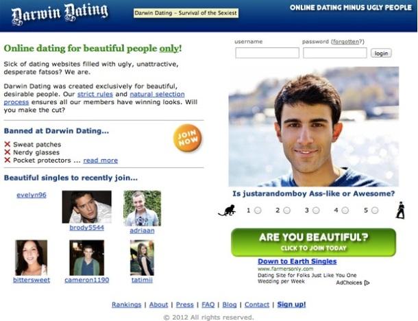 10 SITES DE RENCONTRE ASSEZ SURPRENANTS : darwingdating.com