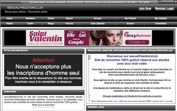 Craigslist.com: sexualfreedomclub.com