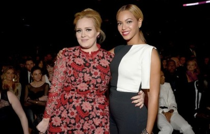 Grammy Awards 2013 : beyonce et Adele