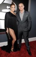 Grammy Awards 2013 : jennifer Lopez et son nouveau copain