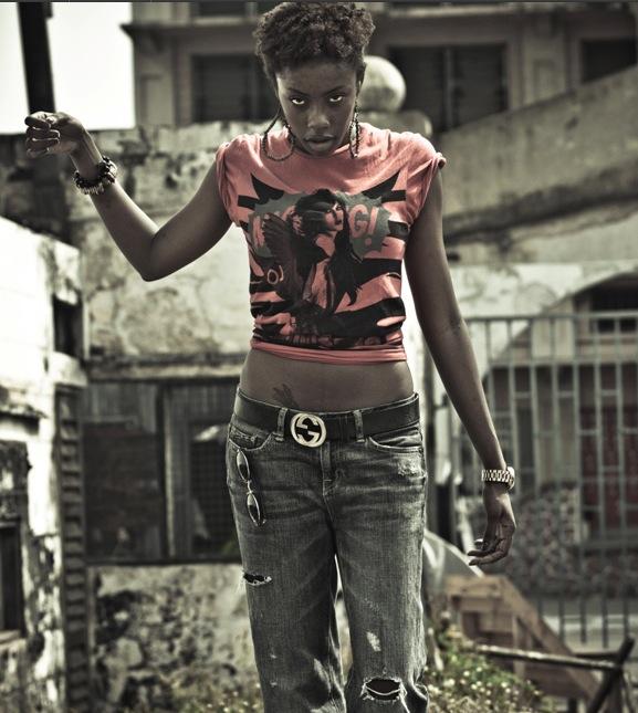 10 PHOTOS SIGNEES ALLEN COLEMAN : LA MODE DE LA RUE  (Ghana)