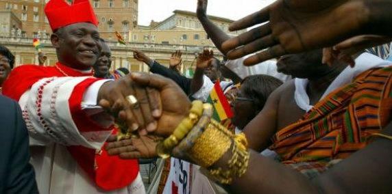 Le prochain pape sera noir ?