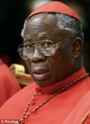 Le prochain Pape sera noir ? (Francis Arinze)