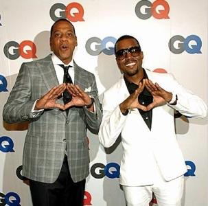 Kanye west, jay-z, illuminati