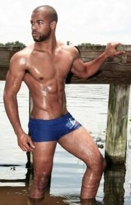 10. COURTNEY GRANT. 23 ans. Ouvertement homosexuel. Vient de Tampa en Floride.