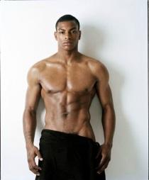 15. SHAUN SUTTON. 22 ans. Afro-américain-portugais. A travaillé pour Hugo Boss.