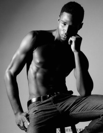 19. HENRY WATKINS. Travaille pour Red Model Management à New-York. Né à Philadelphie.
