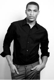 25. LAURENCE MC CREA. Mesure 1,85m. Travaille avec l'agence Next Models.