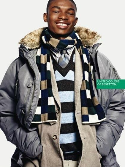 45. SALIEU JALLOH. Originaire de Sierra Leone. A été decouvert dans les rues de New-York.