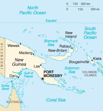 UNE PRETENDUE SORCIERE BRULEE VIVE EN PAPOUASIE-NOUVELLE GUINEE