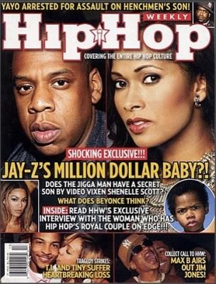 Schenelle Scott et Jay-Z ont eu un bébé avant ?