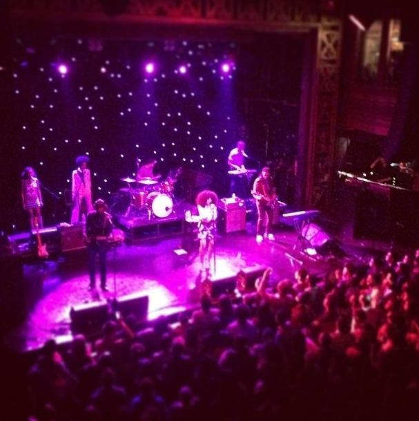 Solange knowles concert