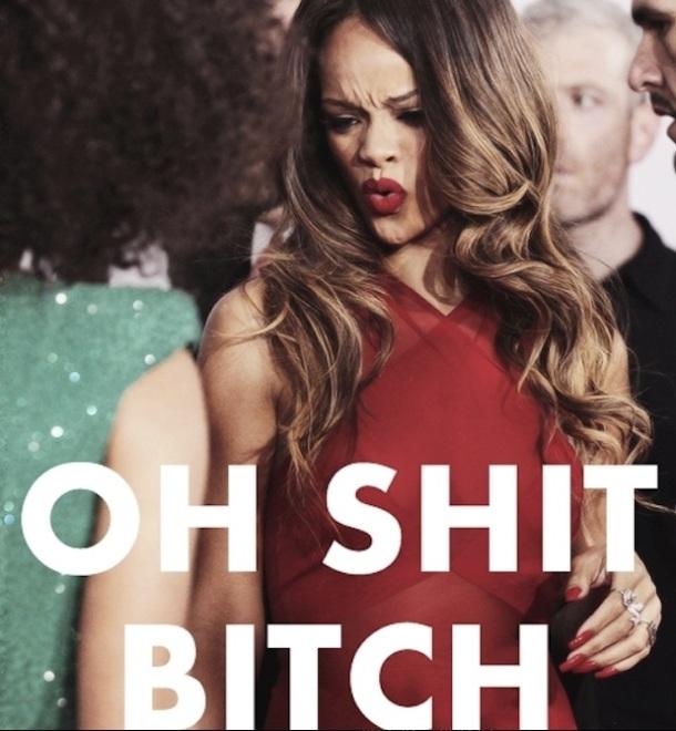Solange knowles, Rihanna