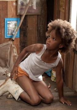 QUVENZHANE WALLIS LA PLUS JEUNE NOMINEE DES OSCARS (cheveux crépus afro)