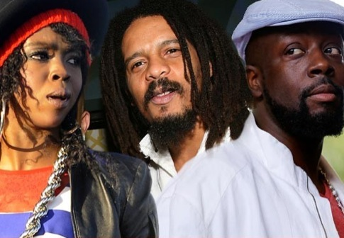 ROHAN MARLEY DEFEND LAURYN HILL FACE AUX ACCUSATIONS DE WYCLEF