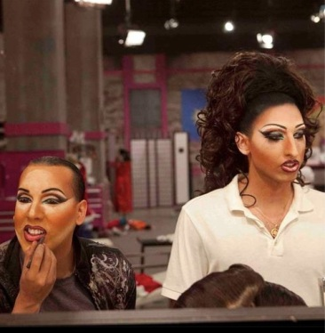 LA DRAG QUEEN LA PLUS CELEBRE RENCONTRE DU SUCCES AVEC SON EMISSION : Ru paul's drag queen race 5