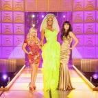 LA DRAG QUEEN LA PLUS CELEBRE RENCONTRE DU SUCCES AVEC SON EMISSION : Ru paul's drag queen race