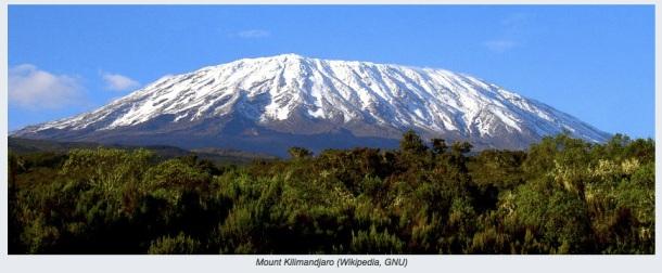 AARYAN BALAJI 7 ANS EST LE PLUS JEUNE GRIMPEUR DU KILIMANDJARO (Tanzanie)