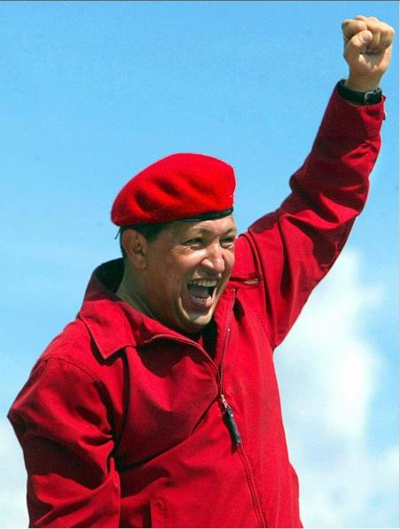 LETTRE D'ADIEU DU PRESIDENT HUGO CHAVEZ AUX AFRICAINS