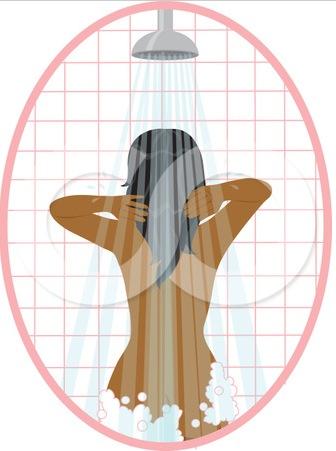 Se laver les cheveux trop souvent