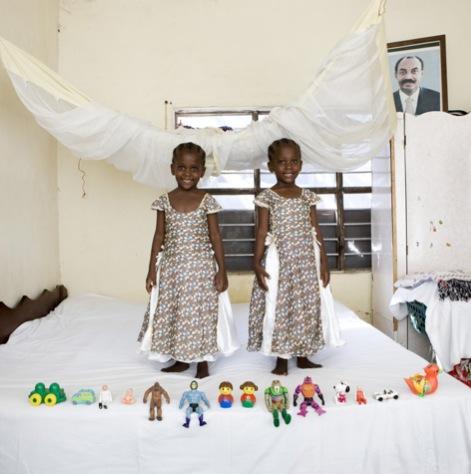 Arafa et Aïcha, Zanzibar (Tanzanie).