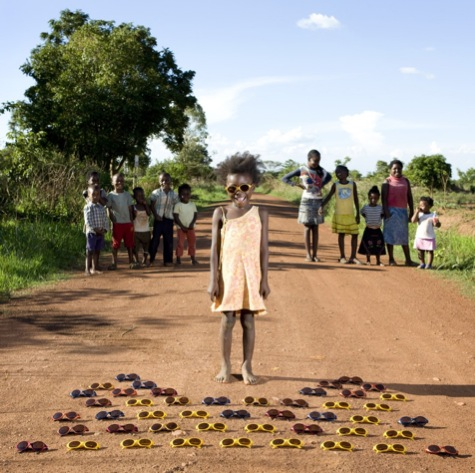 Maudy, Kalulushi (Zambie).