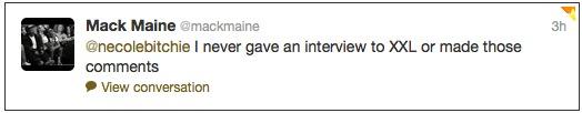 LIL WAYNE EST SORTI DE L'HOPITAL ET LES QUESTIONS FUSENT SUR UN PSEUDO MESSAGE TEXT - Mack Maine