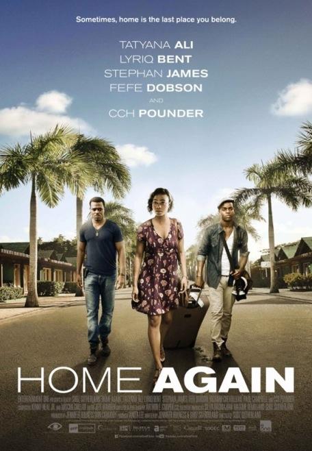 """TATYANA ALI : SON FILM """"HOME AGAIN"""" ET SES REPONSES AUX RUMEURS DE COUPLE AVEC DRAKE"""