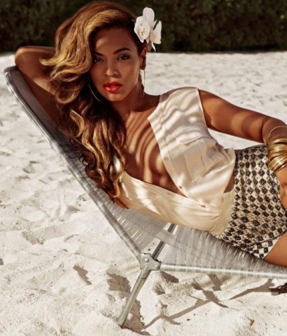BEYONCE : SA CAMPAGNE PUB POUR H&M