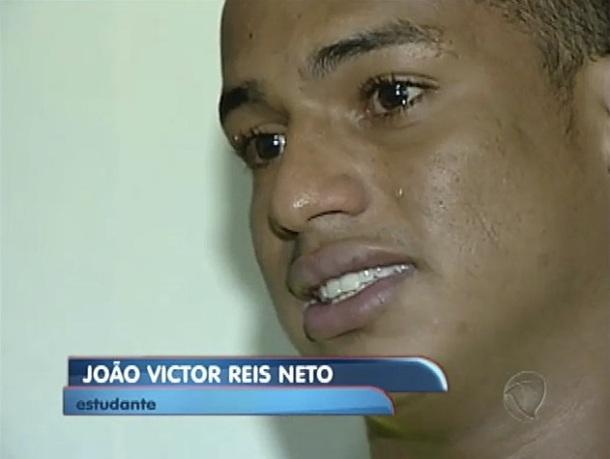 João Victor dos Reis Neto - un homme mis en vente sur internet - Brésil