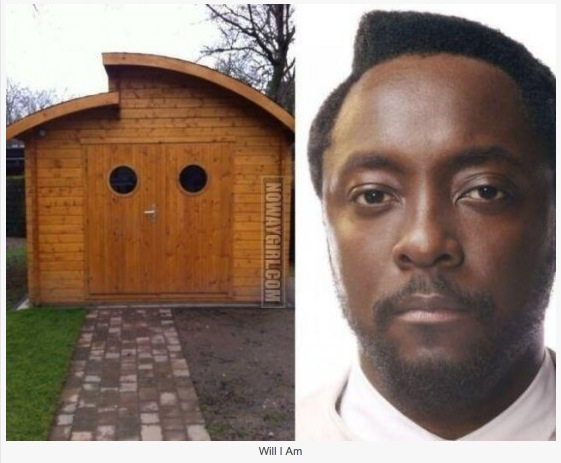 BLACK EYED PEAS : COMMENT WILL I AM A EU L'IDEE DE SA COIFFURE ?