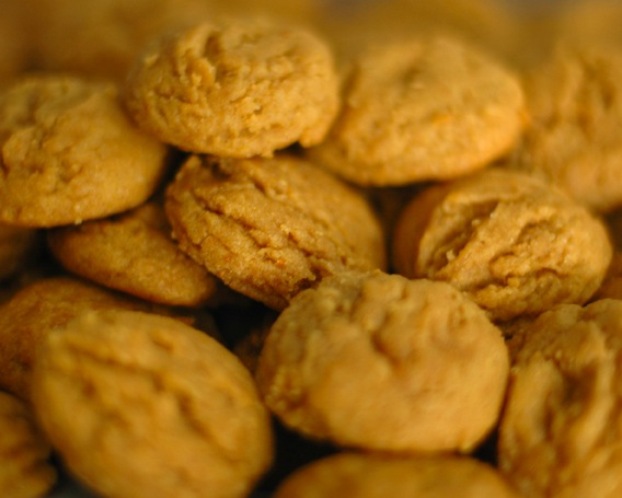 10 UTILISATIONS DIFFERENTES DU BEURRE DE CACAHUETE (PEANUT BUTTER) - cookies