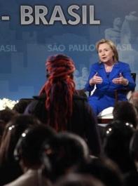 LA PREMIERE ECOLE DU BRESIL RESERVEE AUX NOIRS : UNIPALMARES - Hillary Clinton
