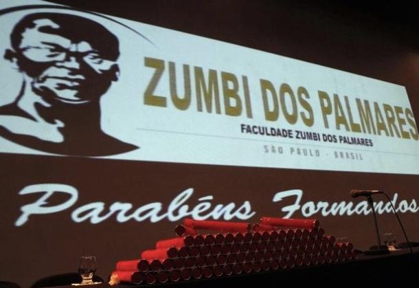 LA PREMIERE ECOLE DU BRESIL RESERVEE AUX NOIRS : UNIPALMARES - The faculdade Zumbi dos Palmares