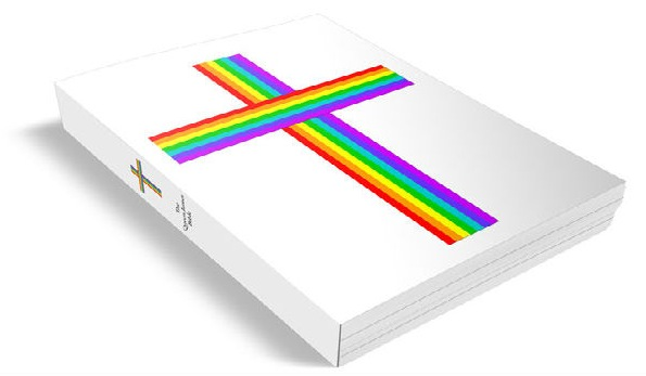 The first gay bible (the queen james bible) LA PREMIERE BIBLE HOMOSEXUELLE - POURQUOI ? ILS N'ONT PAS LE DROIT D'ETRE RELIGIEUX EUX AUSSI ?