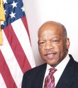 Rep. John Lewis (Elwin Wilson)