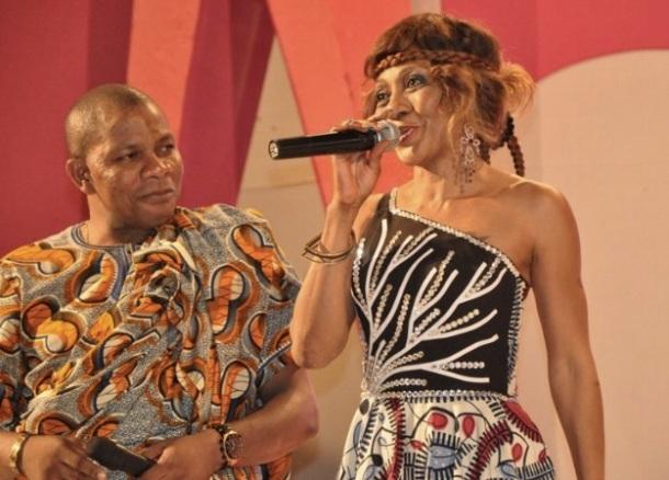 """Alexandrine N'Goran, gagnante du concours """"Awoulaba 2013"""" en Côte d'Ivoire."""
