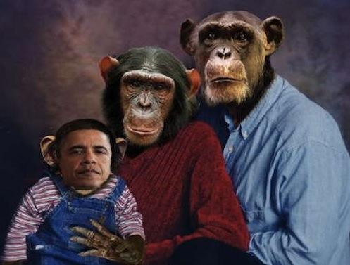 MICHELLE OBAMA CARICATUREE COMME UN SINGE : GOOGLE S'EXCUSE (+ Barack Obama + racisme)