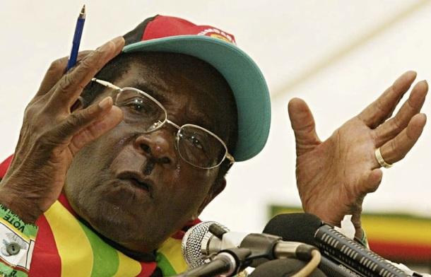 "MUGABE ""VILLAIN OR HERO ?"" - FILM SUR LE PRESIDENT ZIMBABWEEN - Robert Mugabe"