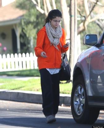 Selena Gomez sans maquillage