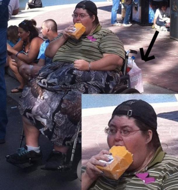 4. Un petit snack qui s'avère être 1 kg de fromage