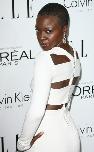 LES SECRETS BEAUTE DE DANAI GURIRA L'ACTRICE D'ORIGINE ZIMBABWEENNE - Michonne, The walking dead