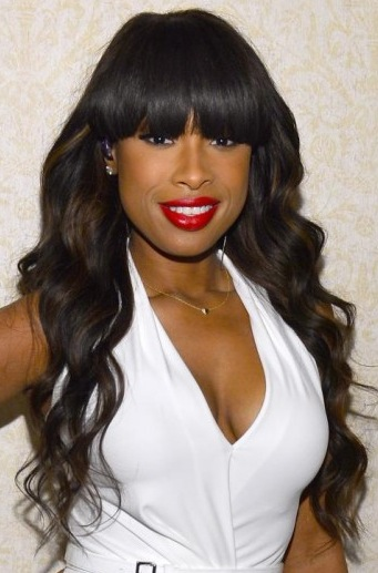 3. Jennifer Hudson - perruque lace wig