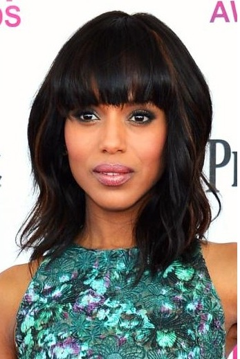 Kerry Washington - perruque lace wig