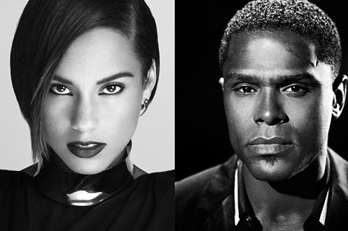 "NOUVELLE VIDEO : ALICIA KEYS - MAXWELL ""FIRE WE MAKE"""